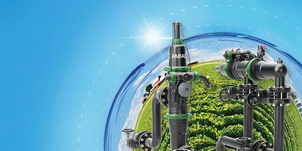 Saving Resources With the Mini Sigma Self-Cleaning Filter for Irrigation